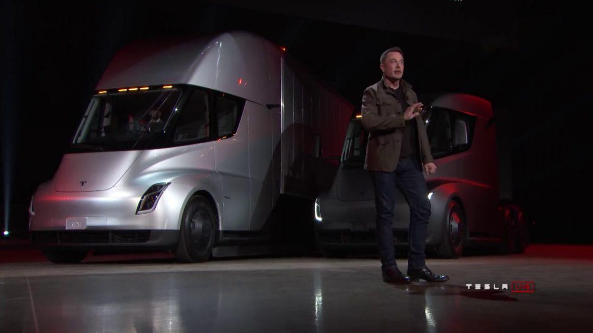 特斯拉 Tesla Semi Truck